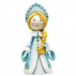 Создай куклу 'Снегурочка'