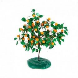 «Светлица» набор для бисероплетения «Апельсиновое дерево» 14x16 см