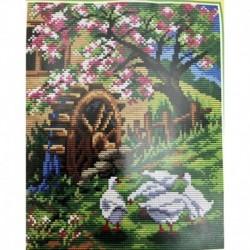 Набор для вышивания крестом F199 32x38 см
