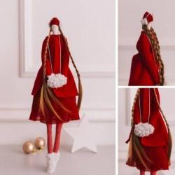 Мягкая кукла «Хайди» набор для шитья, 15,6 x 22,4 x 5,2 см