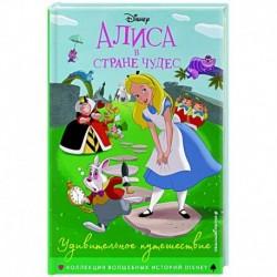 Алиса в стране чудес. Удивительное путешествие. Книга для чтения с цветными картинками.