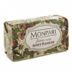 Monpari мыло туалетное твердое Sweet Pleasure (сладкое наслаждение), 200 г