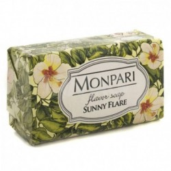 Monpari мыло туалетное твердое Sunny Flare (солнечные блики), 200 г