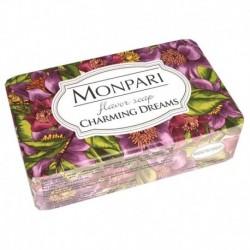 Monpari мыло туалетное твердое Charming Dreams (пленительные грезы), 200 г