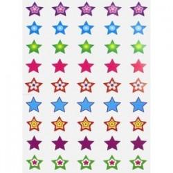 Наклейки для поощрения 'Звёзды' (НМ-8248)