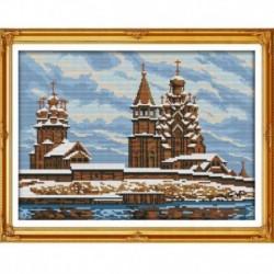 Набор для вышивания крестом № S8399 55x36 см