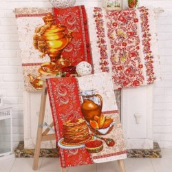 Набор полотенец DomoVita «Слобода» 45x60 см- 3 шт