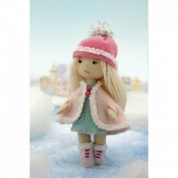 Набор для создания куклы из фетра «Малышка Люси», серия «Подружки»