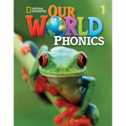 Our World Phonics + CD Level 1
