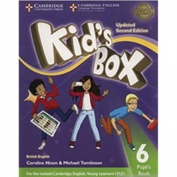Kid's Box 2ed 6 PB