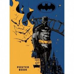 Постер-бук. Бэтмен (9 постеров).