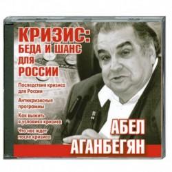 Кризис: Беда и шанс для Россий. Аудиокнига. МР3. CD