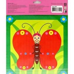 Плетение из бумаги 'Бабочка. Слон' (2876)
