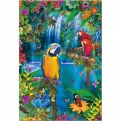 15512 Пазл-500 Тропические птицы