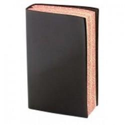 Ежедневник недатированный 'Сариф' (А6, черный) (42573)