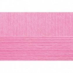 Детский каприз трикотажный. Цвет 29-Розовая сирень. 5x50 г