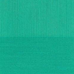 Детский каприз трикотажный. Цвет 1130-Мятный леденец. 5x50 г