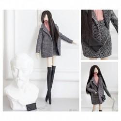 Мягкая кукла «Гоар», набор для шитья 22,4 x 5,2 x 15,6 см
