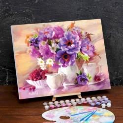 Картина по номерам на холсте с подрамником «Натюрморт» 40x50 см
