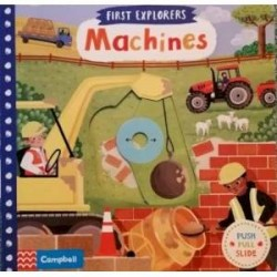 First Explorers: Machines