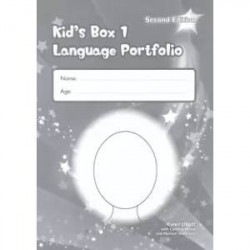 Kids Box UPD 2Ed 1 Language Portfolio