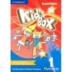 Kids Box UPD 2Ed 1 Flashcards (Pk of 96)