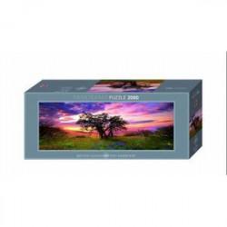 Puzzle-2000 'Дуб, панорама' (29472)