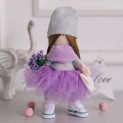 Мягкая кукла Молли, набор для шитья 15,6x22,4x5,2 см
