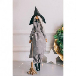 Мягкая кукла Карла, набор для шитья 21x0,5x29,7 см