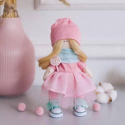 Мягкая кукла Сара, набор для шитья 15,6x22,4x5,2 см