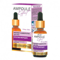 Ampoule Effect. Филлер-сыворотка для лица с миорелаксирующим действием, 30 мл