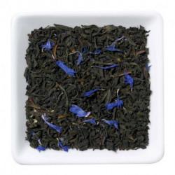 Черный чай с бергамотом и васильком, 100 г
