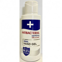 Гель для рук Антибактериальный очищающий, 98 мл