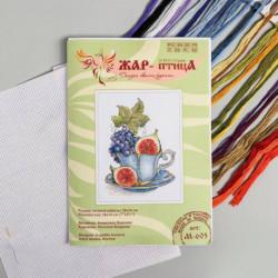 Набор для вышивания «Южный аромат», 14x18 см