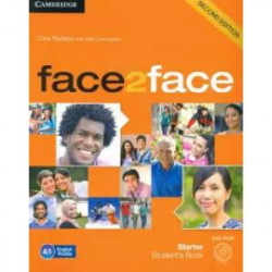 face2face Starter. Student's Book with DVD-ROM