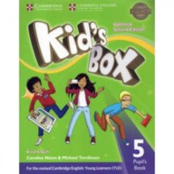 Kid's Box. Level 5. Pupil's Book