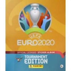 Альбом для наклеек UEFA EURO 2020