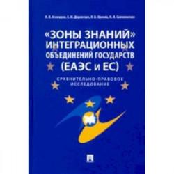 'Зоны знаний' интеграционных объединений государств (ЕАЭС и ЕС). Сравнительно-правовое исследование