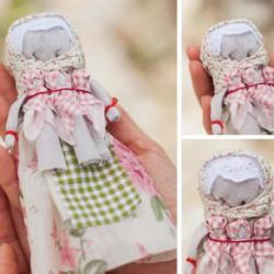 Кукла-оберег «Семья», набор для творчества 21 x 14,85 см