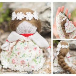 Кукла-оберег «На счастье», набор для творчества 21 x 14,85 см