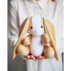 Мягкая игрушка «Плюшевый зайка Боня», набор для шитья, 18,5 x 22,8 x 2,5 см