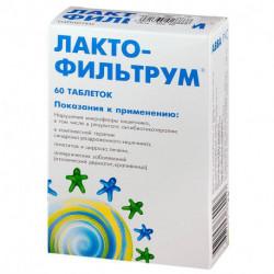 Лактофильтрум, 60 таб.