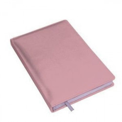 Ежедневник недатированный 'Amethyst. Розовый', А5, 136 листов