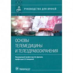 Основы телемедицины и телездрвоохранения