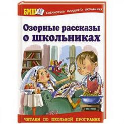 Озорные рассказы о школьниках