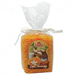 Соль для ванн 'Мед с молоком'. 294 г