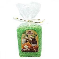 Соль для ванн 'Бамбук и дикая трава'. 300 г
