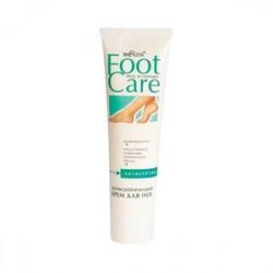 Foot Care. Крем антисептический  для ног. 100 мл