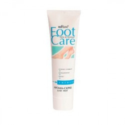 Foot Care. Арома-скраб для ног. 100 мл