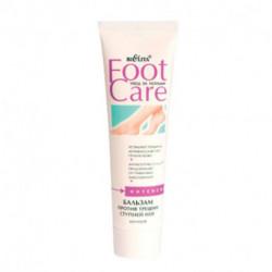 Foot Care. Бальзам против трещин ступней ног. 100 мл